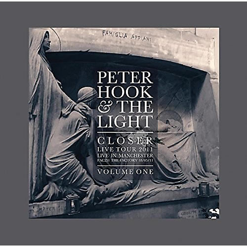 Alliance Peter Hook and the Light - Closer: Live In Manchester Vol 1