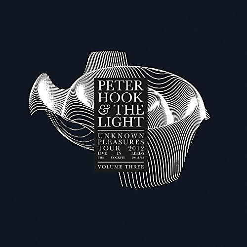 Alliance Peter Hook and the Light - Unknown Pleasures: Live In Leeds Vol 3
