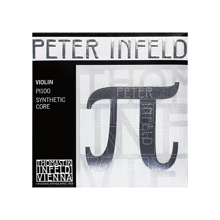 ThomastikPeter Infeld 4/4 Size Violin Strings4/4 SizeAluminum D String