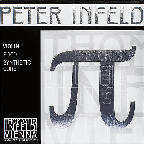 Thomastik Peter Infeld 4/4 Size Violin Strings 4/4 Size Tin E String