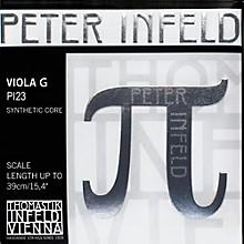 Thomastik Peter Infeld Series Viola G String 4/4 Size