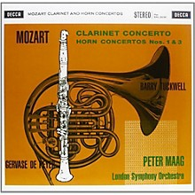 Peter Maag - Clarinet Concerto