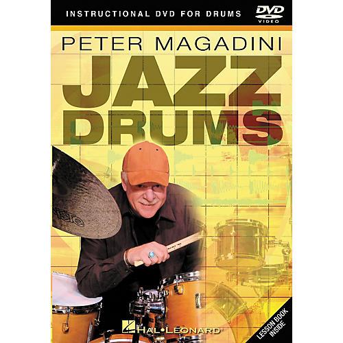 Hal Leonard Peter Magadini - Jazz Drums (DVD)