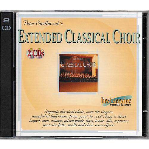 EastWest Peter Siedlaczek's Classical Choir CD-ROM Akai