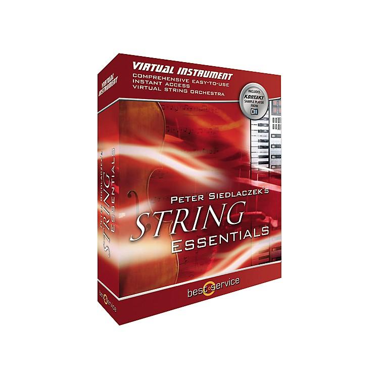 Best ServicePeter Siedlaczek's String Essentials Virtual Instrument
