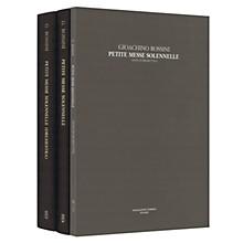 Ricordi Petite Messe Solennelle Rossini Critical Edition Series III, Vols. 4-5 Hardcover by Gioachino Rossini