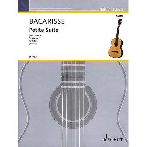 Schott Petite Suite (Guitar) Guitar Series Softcover