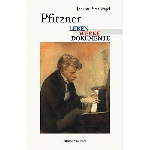 Schott Pfitzner - Life And Works Schott Series-thumbnail