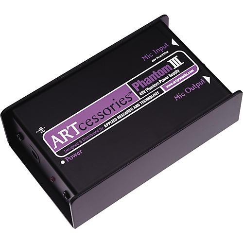 ART Phantom III Phantom Power Supply