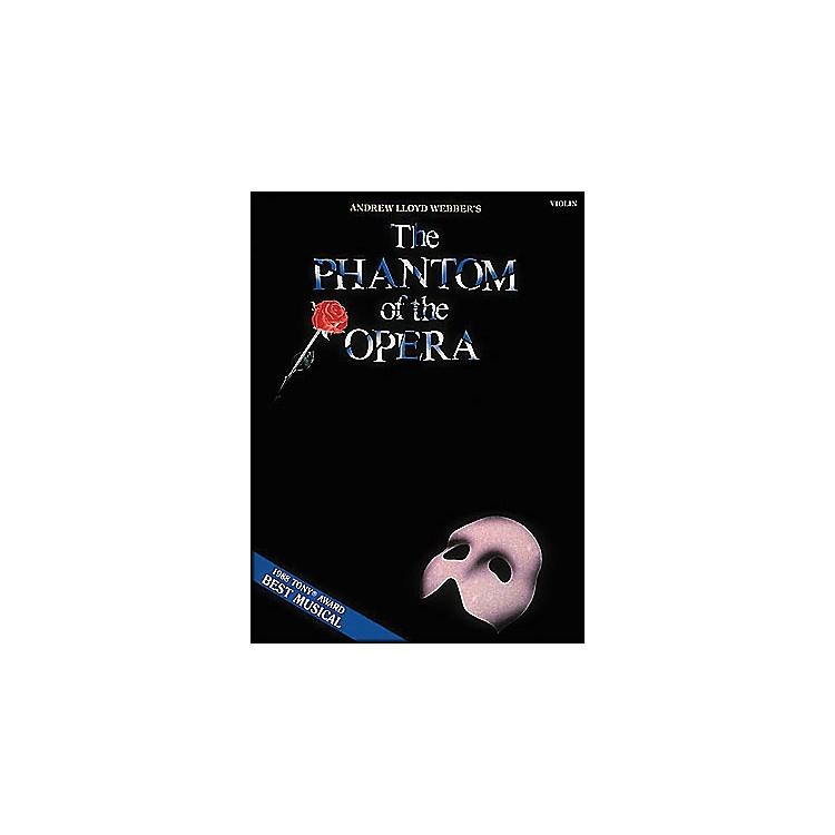 Hal LeonardPhantom Of The Opera for Violin