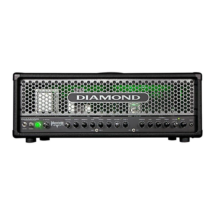 Diamond AmplificationPhantom USA Custom Series 100W Modern Tube Guitar Amp Head