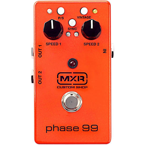MXR Custom Shop Phase 99 Guitar Effects Pedal-thumbnail