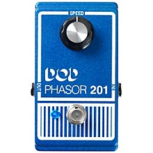 DOD Phasor 201 Analog Phaser/Pitch Shifter Guitar Effects Pedal Level 1