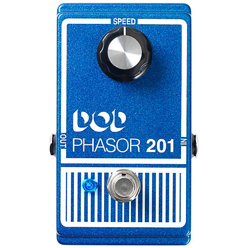 DOD Phasor 201 Analog Phaser/Pitch Shifter Guitar Effects Pedal-thumbnail