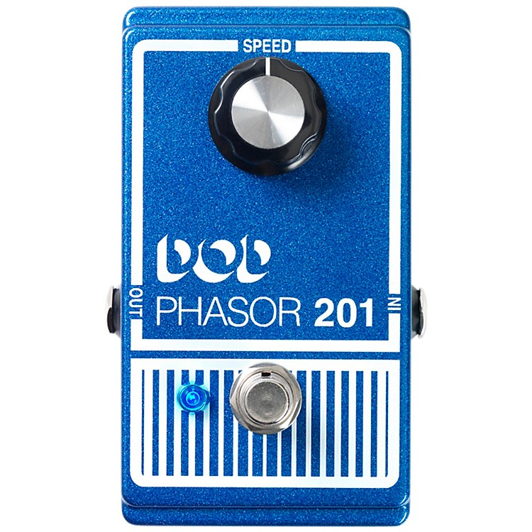 DODPhasor 201 Analog Phaser/Pitch Shifter Guitar Effects Pedal