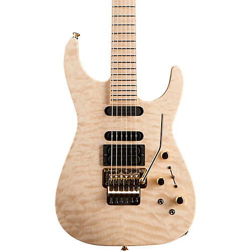 Jackson Phil Collen PC1 DX Limited Edition Electric Guitar Natural