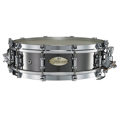 Pearl Philharmonic Brass Snare Drum-thumbnail