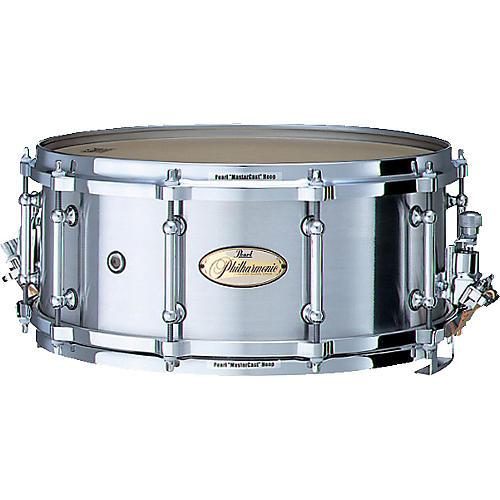 Pearl Philharmonic Cast Aluminum Concert Snare Drum 14 x 5 in.