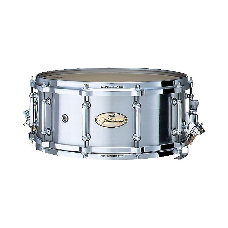 PearlPhilharmonic Cast Aluminum Concert Snare Drum14x6.5