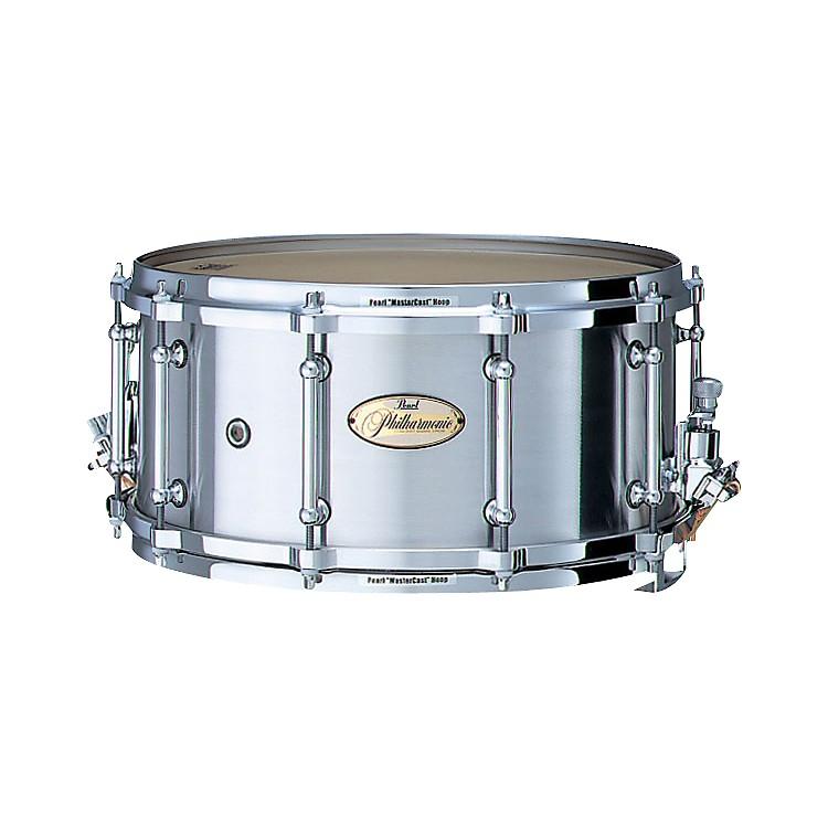 PearlPhilharmonic Cast Aluminum Concert Snare Drum