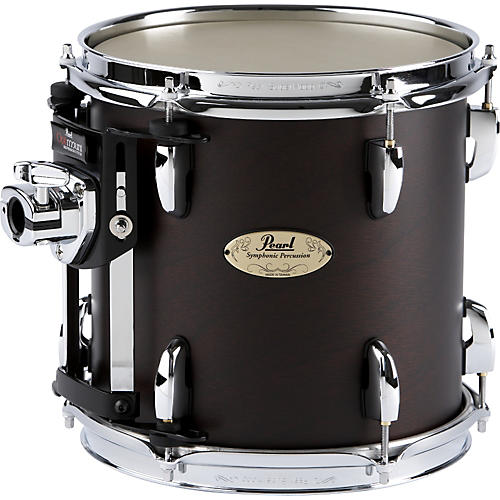 Pearl Philharmonic Series Double Headed Concert Tom Concert Drums 10 x 10 in.