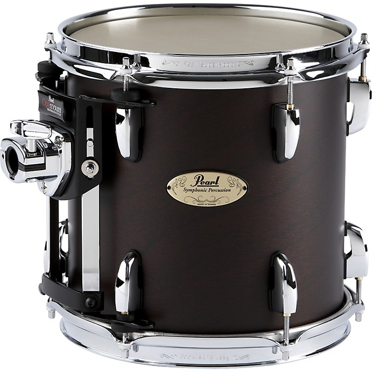 Pearl Philharmonic Series Double Headed Concert Tom Concert Drums 14X12 Inch