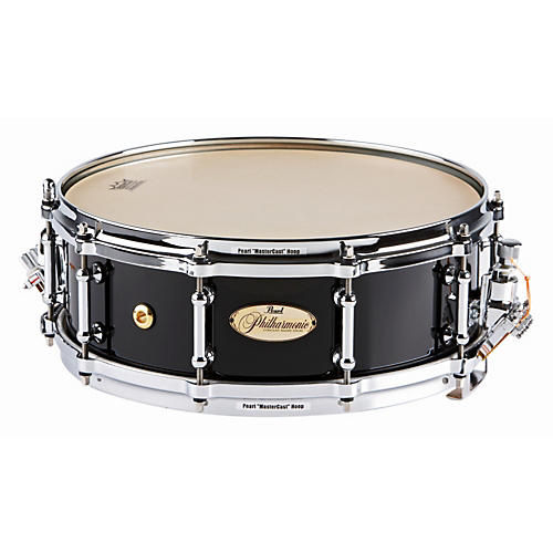 Pearl Philharmonic Series Solid Maple Shell Snare Drum 14X6.5