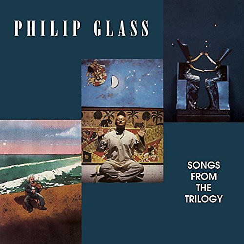 Alliance Philip Glass - Songs From The Trilogy