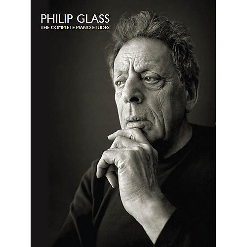 Chester Music Philip Glass: The Complete Piano Etudes Music Sales America Series Softcover-thumbnail