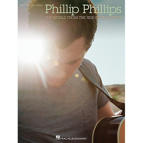 Hal Leonard Phillip Phillips - The World From The Side Of The Moon-thumbnail