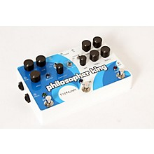 Pigtronix Philosopher King Compressor and Sustainer Guitar Effects Pedal