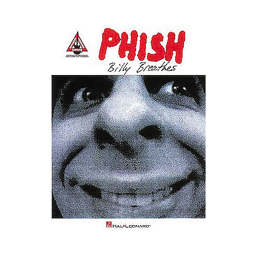 Hal Leonard Phish - Billy Breathes