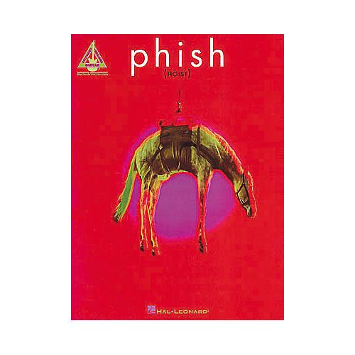 Hal Leonard Phish - Hoist