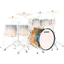 Yamaha Phoenix Ash Bass Drum 22 x 18 in. Turquoise Fade