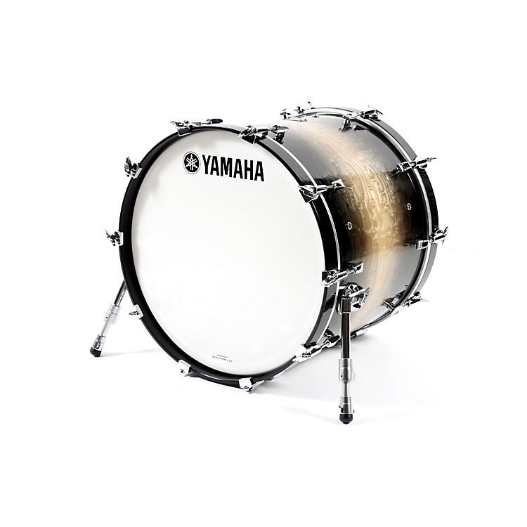 YamahaPhoenix Bass Drum without Tom Mount22 In X 18 InTextured Black Sunburst
