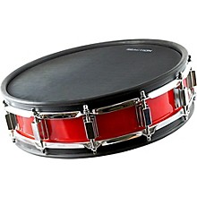 Pintech Phoenix Dual Zone Electronic Snare Drum 14 in. Red