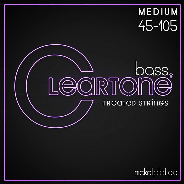 CleartonePhosphor-Bronze Medium Electric Bass Guitar Strings