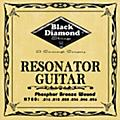 Black Diamond Phosphor Bronze Resonator Guitar Strings  Thumbnail