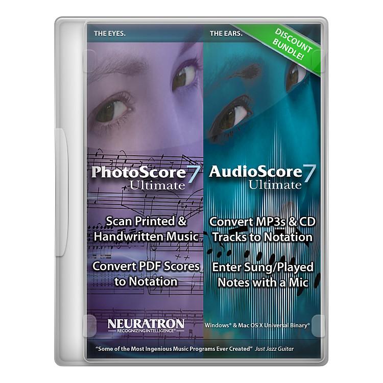 SibeliusPhoto/AudioScore Ultimate 7