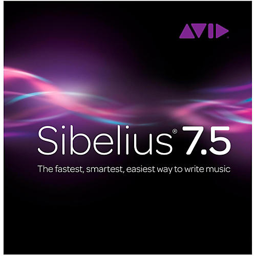 Sibelius PhotoScore/AudioScore Bundle Regular