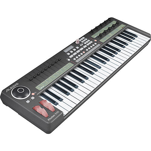 Alesis Photon X49 49-Key Velocity Sensitive USB/MDI Keyboard Controller-thumbnail