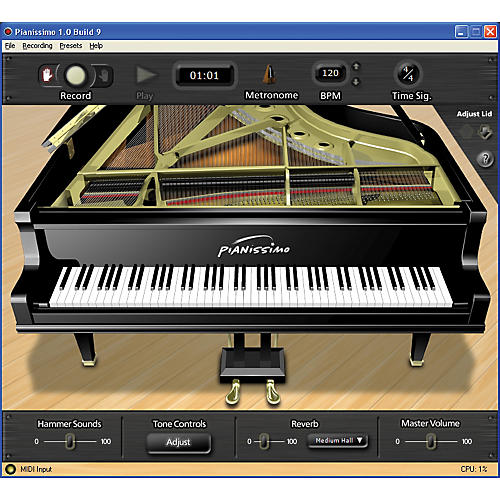 Acoustica Pianissimo Virtual Grand Piano-thumbnail