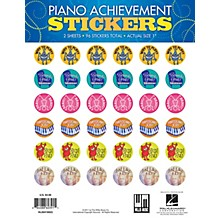 Willis Music Piano Achievement Stickers (Pack of 96 Stickers) Willis Series