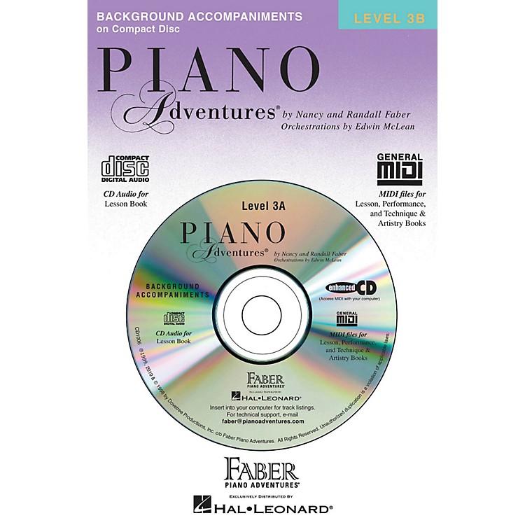Faber MusicPiano Adventures CD for Lesson Level 3B - Faber Piano