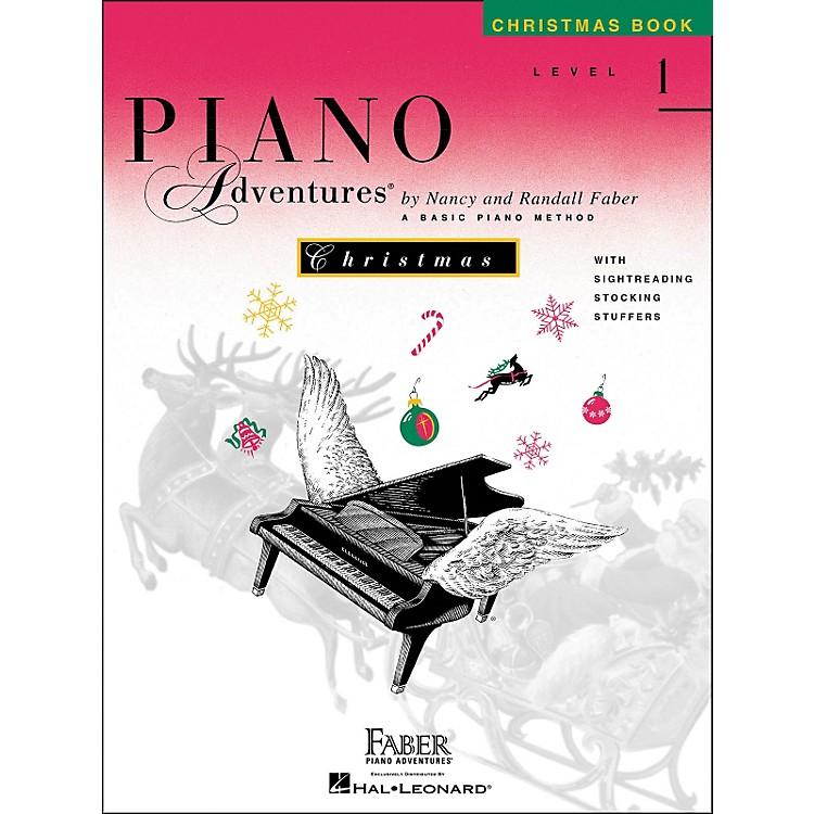 Faber Piano AdventuresPiano Adventures Christmas Book Level 1 - Faber Piano