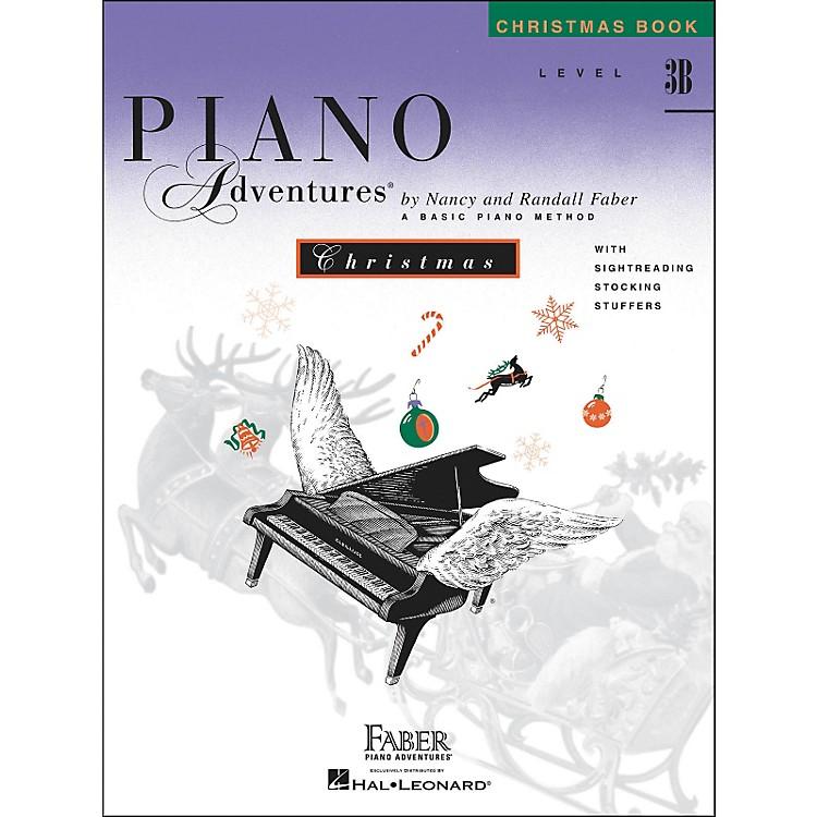 Faber Piano AdventuresPiano Adventures Christmas Book Level 3B - Faber Piano