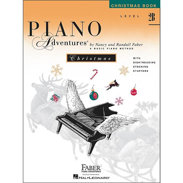 Faber Piano AdventuresPiano Adventures Christmas Level 2B - Faber Piano