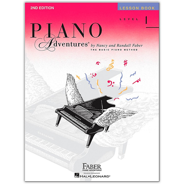 Faber Music Piano Adventures Lesson Book Level 1