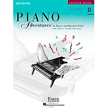 Faber Piano Adventures Piano Adventures Lesson Book Level 3A