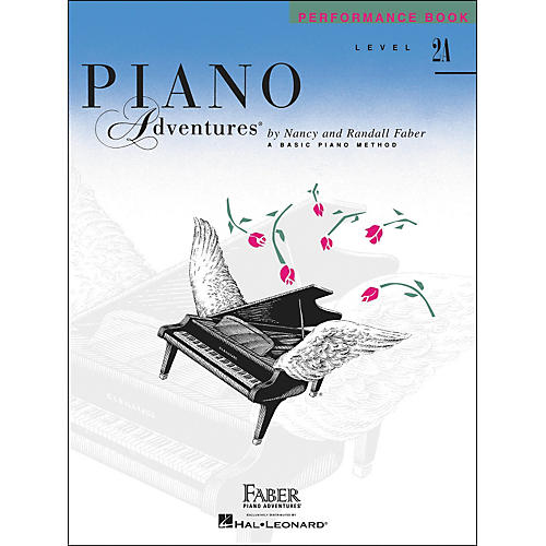 Faber Piano Adventures Piano Adventures Performance Book Level 2A-thumbnail